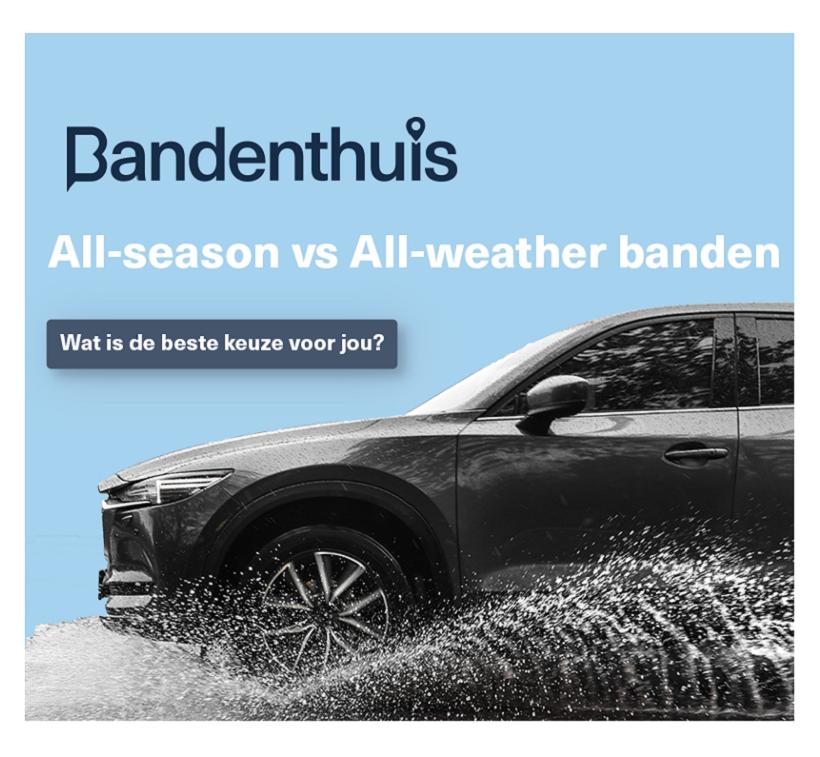 Bandenthuis all-season banden